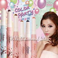 Solone Color Party Waterproof Stick Eyeshadow/ Pearl Shadow Base Pen Waterproof