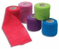 Flexible Bandages - 5 Yards Each Colors & Sizes For Pets And People