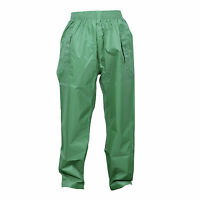 DRY KIDS Waterproof Over Trousers Rain Children Boys & Girls Childs age 2-13