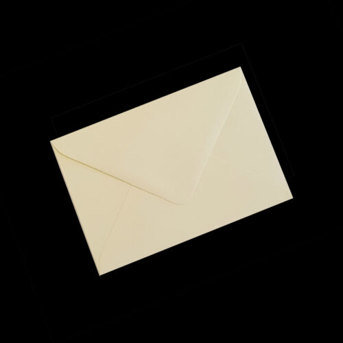 """C7 Coloured Envelopes 82x113 ~3x4/"""" for Greeting Cards Party Invitati"""