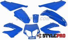 Verkleidungsset Verkleidung in Blau Derbi Senda R SM DRD/X-treme Gilera SMT RCR