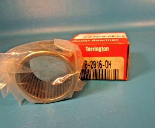 Drawn Cup Needle Roller Bearing w// Oil Ring Torrington B2016-OH Koyo, Timken