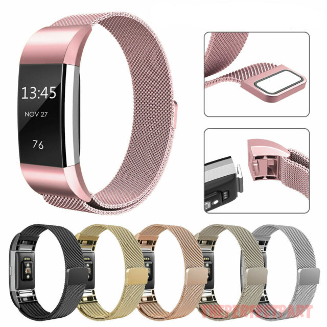 Fitbit Charge 2 Replacement Metal Bands
