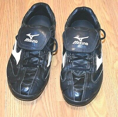 Mizuno Homme Baseball Cale Chaussures Taille 11 D'Occasion