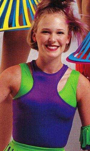 Shelf Lined Tank Top Matte Spandex Dance Crop Ch//ladies many colors WolffFording