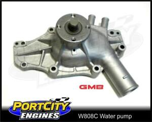 GMB-Water-Pump-for-Holden-Kingswood-V8-253-308-355-HG-HJ-HQ-HT-HX-HZ-WB-W808