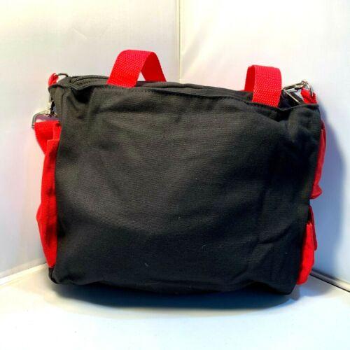 Details about  /HARLEY DAVIDSON HEART /& ROSE BLACK /& RED GIRLS HANDBAG SHOULDER BAG