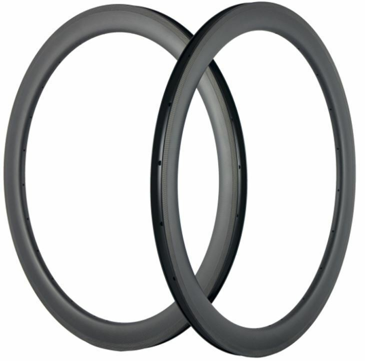 700c 45mm Tubeless Road Rim  29mm Wide Bicycle Rim Cycling Bike Carbon Rim 1pair  save up to 70%