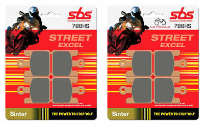 SBS HS Sintered Brake Pads  788HS*