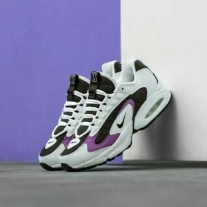 Nike-Air-Max-Triax-96-Womens-Size-12-Shoes-Sneakers-CT1276-100-White-Multicolor