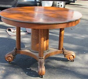 round dining table with leaf extension antique oak dining room extension table as 9255