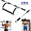 Doorway-Chin-Up-Bar-Pull-Up-Exercise-24-39-034-Doors-Home-Gym-Exercise-Strength-US thumbnail 1