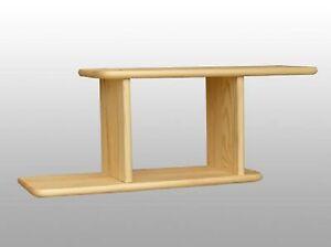 wandregal neu kiefer regal b cherregal massiv nuss alder eiche h ngeregal ebay. Black Bedroom Furniture Sets. Home Design Ideas