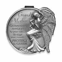 Grandmother Guardian Angel Visor Clip (15684) Angelstar Carded