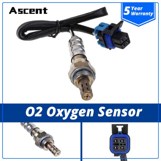 2pcs Upstream Downstream O2 Oxygen Sensor  for GMC Chevy Savana Silverado Buick