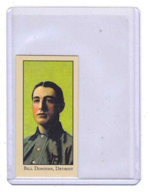 Bill Donovan, Detroit Tigers Monarch Corona T206 Centennial reprint #47