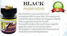 Black Phomthong Cream Stimulate Grow Thick Eyebrow Beard Mustache Facial Hair '