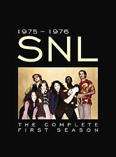 Saturday Night Live - The Complete First Season (DVD, 2006, 8-Disc Set)