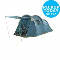 Trespass 4 Man Tent With Carpet.