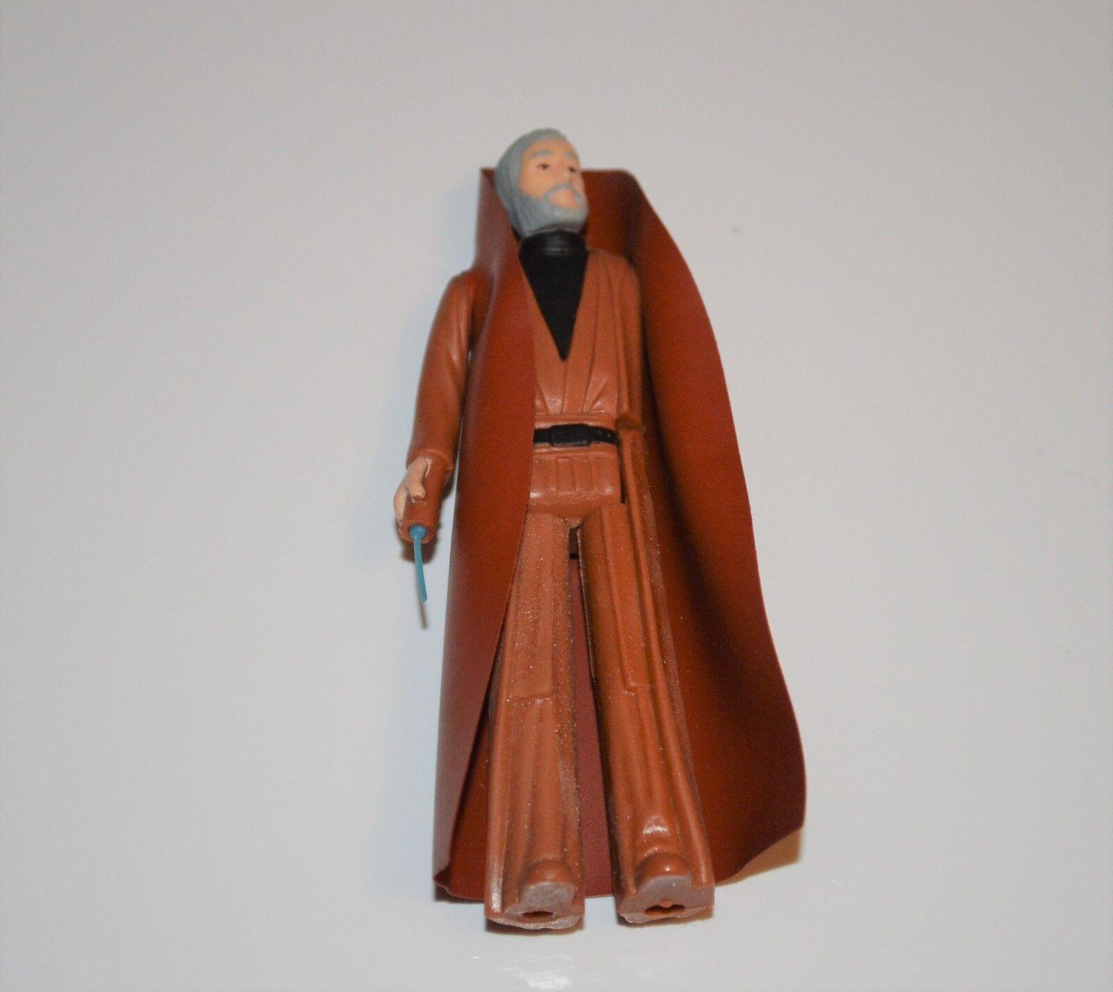 ObiWan Kenobi 1977 estrella guerras Completo Vintage Originale Grigio