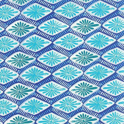 Horizon 27195-13 Intersection  Priced Per ½ Yard Moda Fabrics by Kate Spain