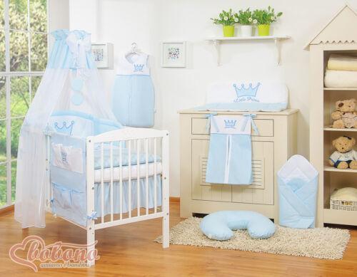 Kinderbett Himmel aus Chiffon Little Prince//Princess 10 Farben