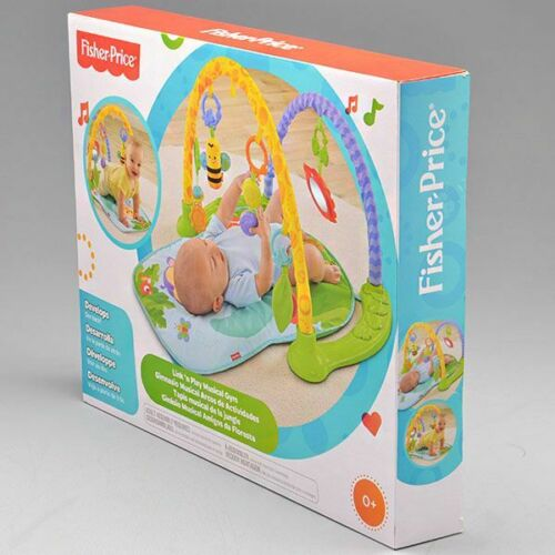 Details about  /Mattel BJL04 Fisher-Price Music Fun Play Center with 2 arches neu/&ovp show original title