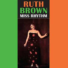 Ruth Brown – Miss Rhythm CD