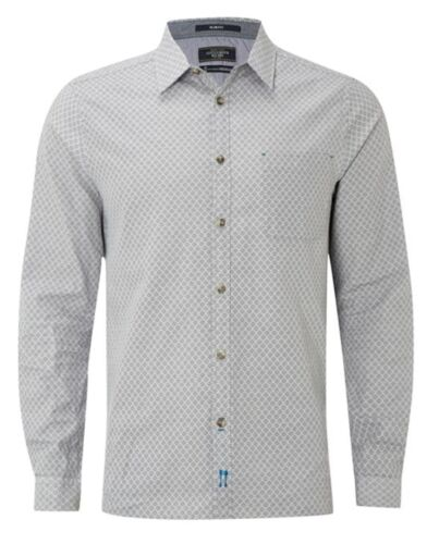 White Stuff Adwa Melange Print Long Sleeved Shirt NWT