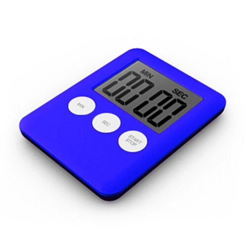 1pc Groß LCD Bildschirm Display Digital Dusche Zei Knopfzelle für Badezimmer
