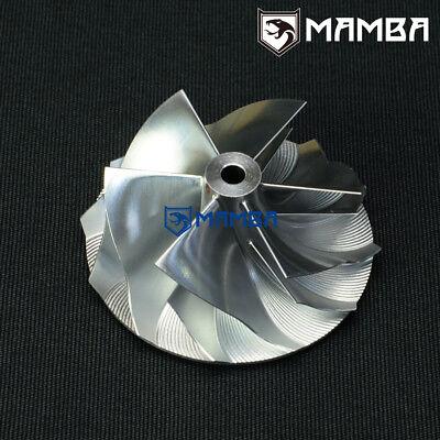 MAMBA Turbo Billet Compressor Wheel For Mitsubishi TD08H-26M 7+7 63.3 // 92mm