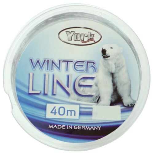 Wisota 40m York invierno monofilamento angel cuerda ice fishing Line 10-0,20mm ø0