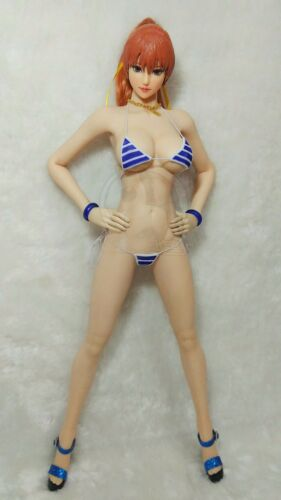 "1 Paio Bracciale F 12/"" Phicen donna body doll 1:6th Mini Blu Biancheria Intima Bikini"