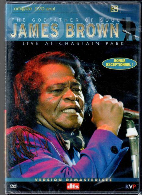DVD James Brown Live at Chastain Park (Neuf sous blister) | Musique | ref0
