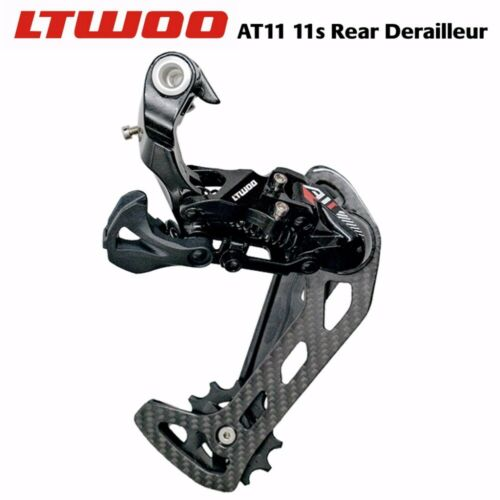LTWOO AT11 1x11 Speed Shifter Rear Derailleur Compatible with 52T 11s MTB group