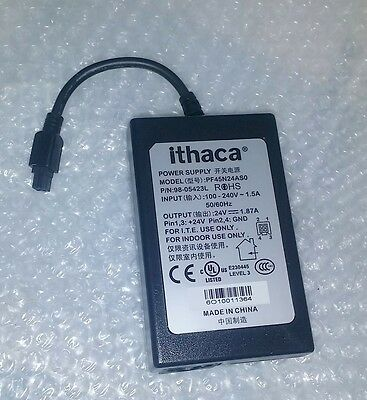 NEW Ithaca Thermal Printer Power Supply PSA245W-240GT 98-08659L ITH-98-08659L