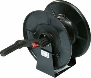 """Heavy Duty Power Washer T16 Manual Pressure Hose Reel (10 Metre X 3/8"""" Hose)"""