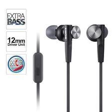SONY MDR-XB55AP In Ear Extra Bass Headphones
