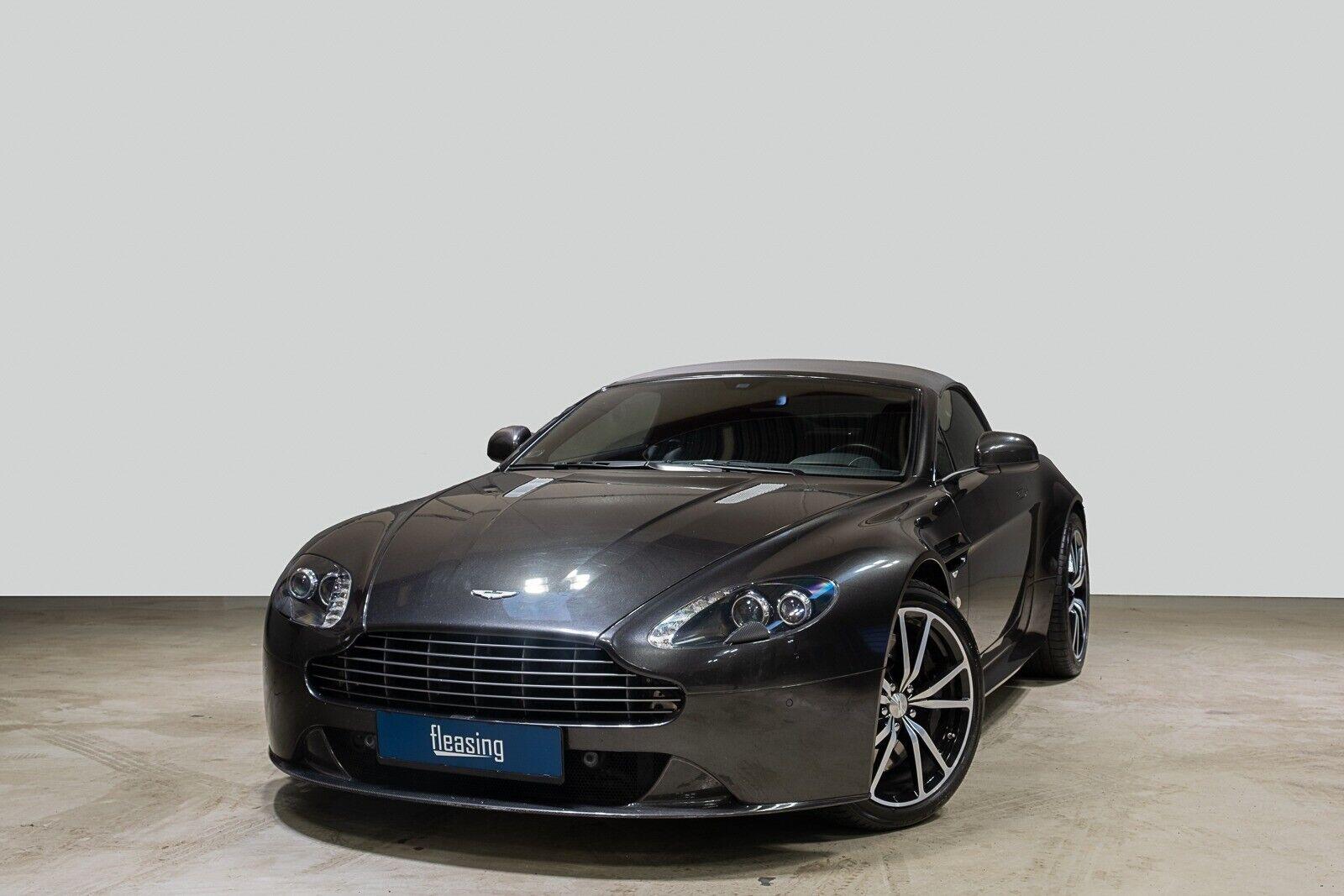 Aston Martin V8 Vantage S 4,7 Roadster aut. 2d - 7.600 kr.
