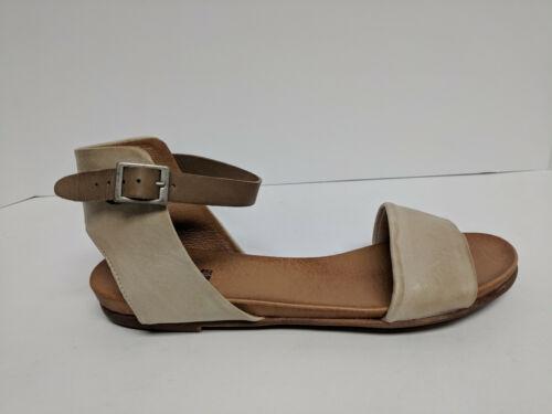 Miz Mooz Alanis Sandals, Cream, Womens 9 M