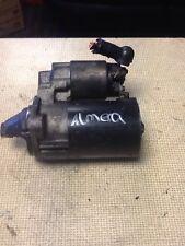 Nissan Almera 1.8 2000  Starter motor 0001116006 233009F600 Inc VAT
