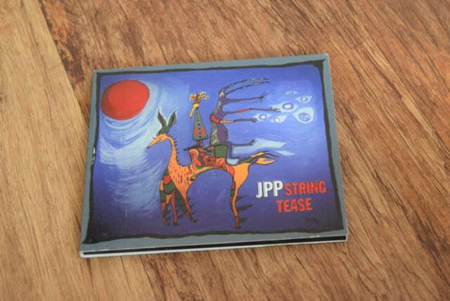 JPP - String Tease (a.Jaervelae) VGC Digipack