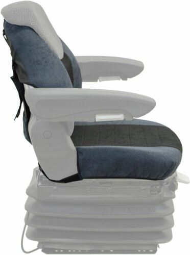 Grammer Seat and Backrest Cover Kit Fits Grammer Brand Seat Fast Shipping