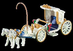 Playmobil Hochzeitskutsche 6237 Neu OVP ungeöffnet Kutsche Hochzeit Pferde