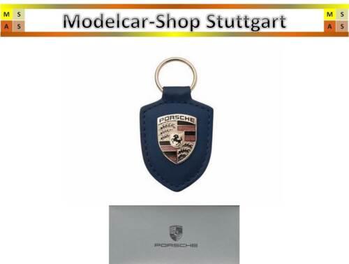 Porsche Key Crest Dark Real Made in Germany