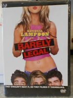 National Lampoon's Barely Legal (dvd, 2006) Rare Comedy Brand