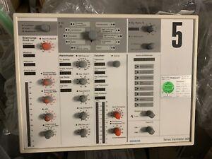 HonnêTeté Respirateur Sero 300 Avec Châssis Siemens-afficher Le Titre D'origine Forte RéSistance à La Chaleur Et à L'Usure
