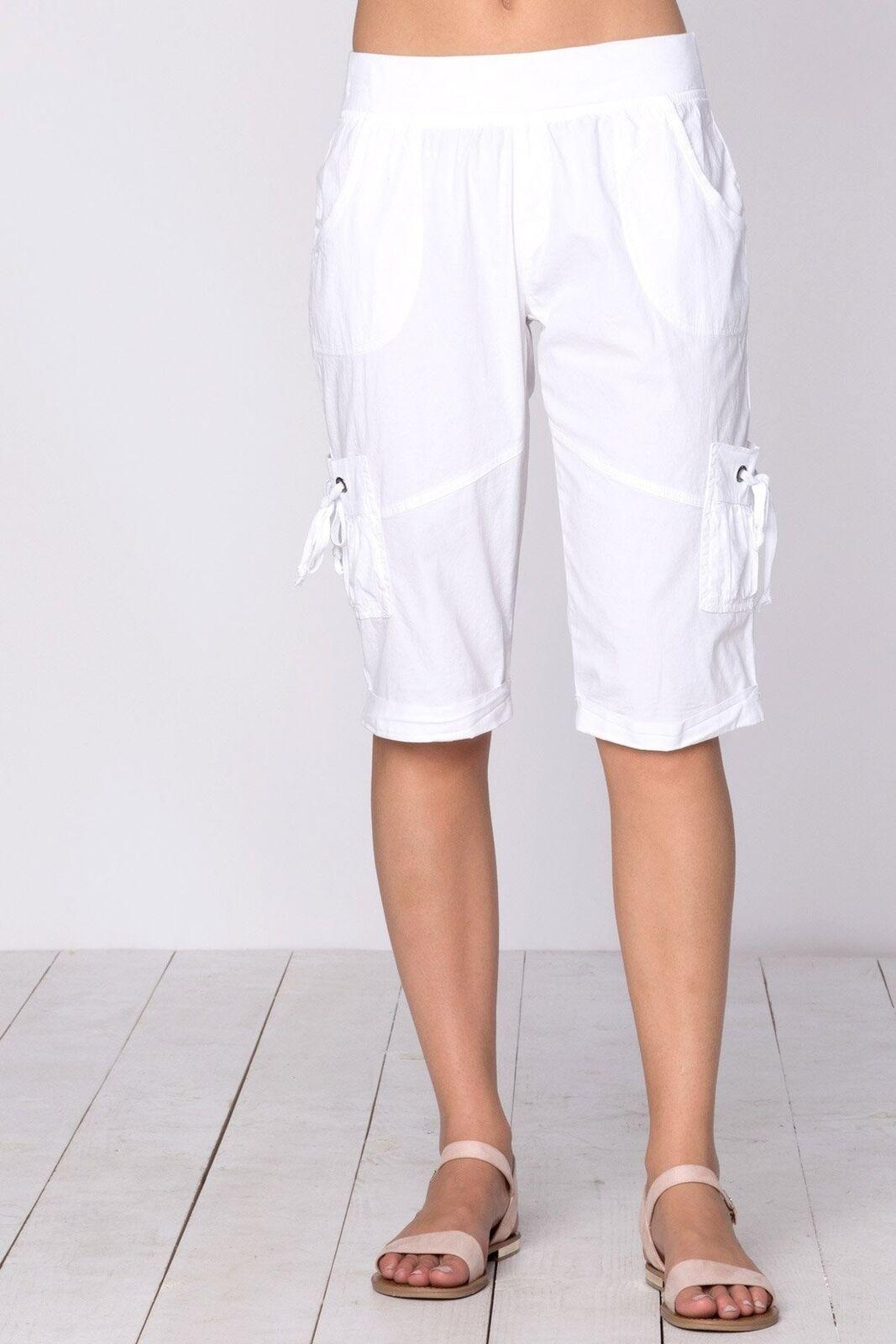 XCVI 148280 Women's Rylee Short color White Sz S
