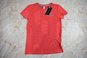 Women-039-s-Under-Armour-Threadborne-Jacquard-Training-Shirt-Size-Small