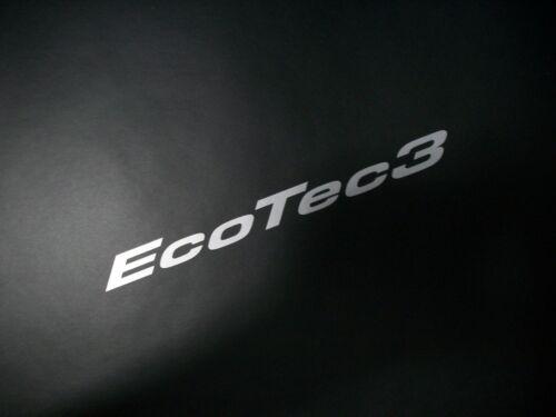 Hood sticker decals emblem Chevy Silverado GMC Sierra Z71 1500 2500 2 Ecotec3